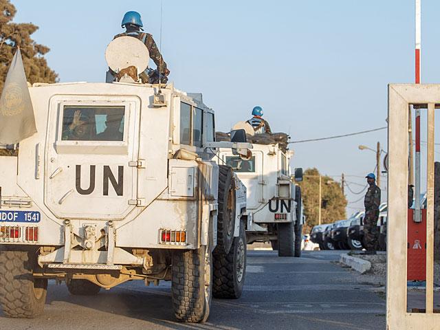 Европейские дипломаты против требования США расширить мандат UNIFIL