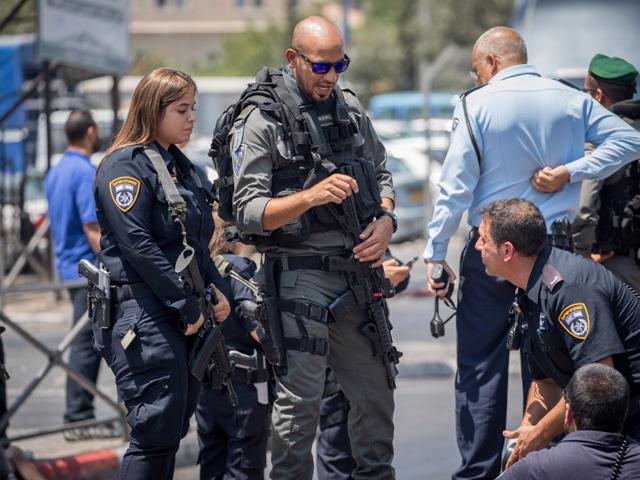 Теракт возле Шхемских ворот осуществлен 29-летней арабкой