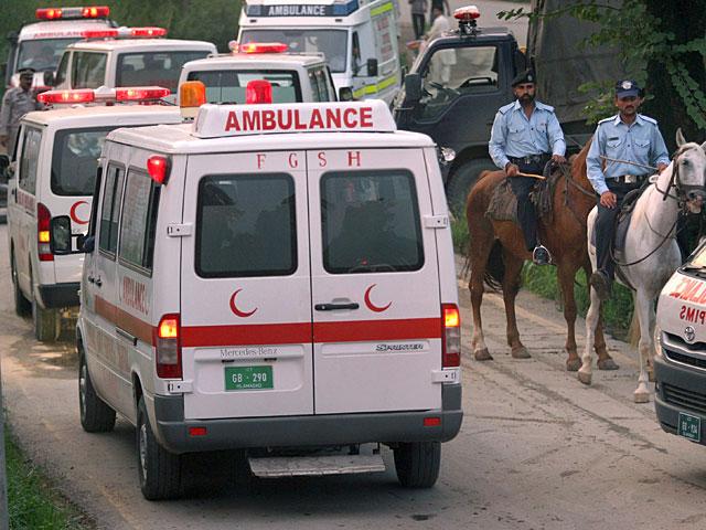 Теракт в Пакистане, не менее 15 погибших