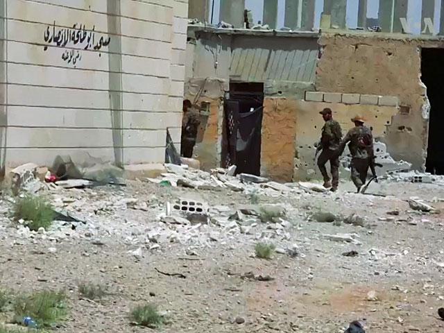 Бои в сирийской Ракке, многочисленные жертвы среди мирного населения