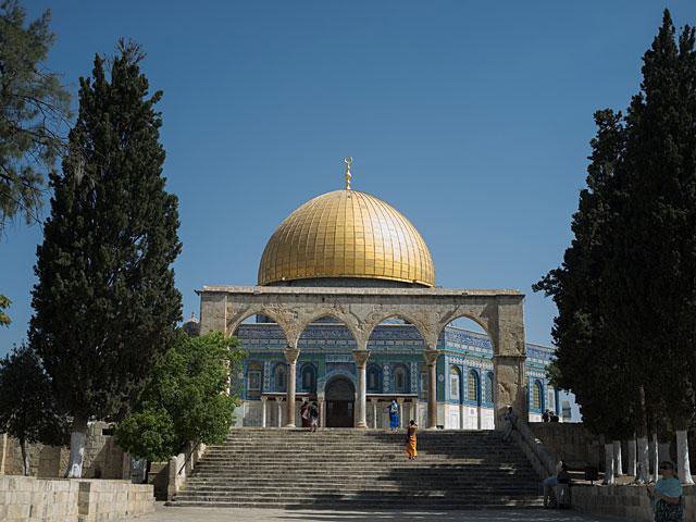 Полиция отменяет запрет на визиты депутатов на Храмовую гору