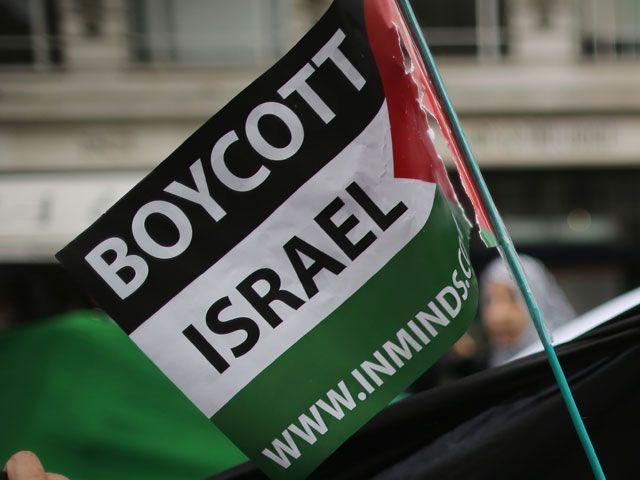 Франкфурт первым в Германии запретил BDS