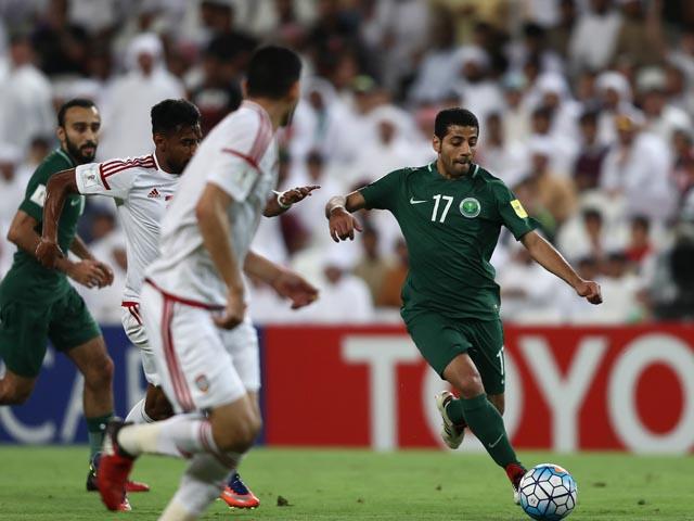 Отборочный матч: сборная ОАЭ обыграла команду Саудовской Аравии