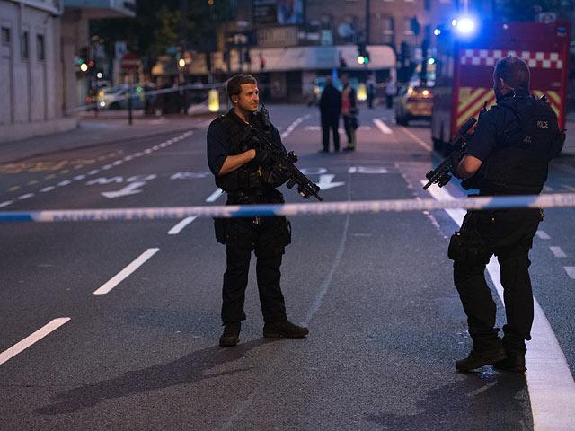 На месте теракта. Лондон, 19 июня 2017 года