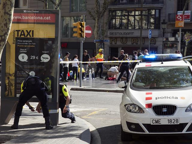 Теракты в Каталонии совершила группа боевиков марокканского происхождения