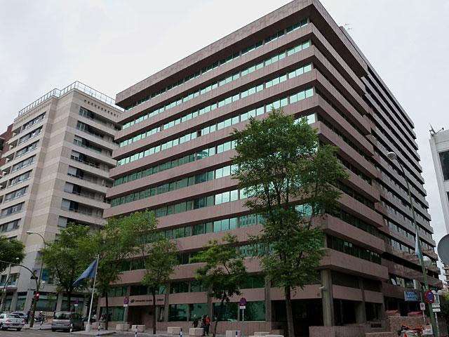 Штаб-квартира Всемирной туристической организации (UNWTO) . Мадрид, Испания