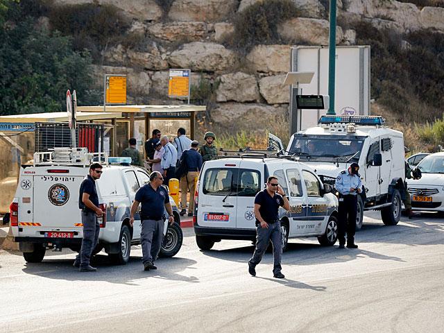Предотвращен теракт на въезде в Кирьят-Арбу