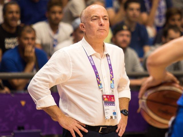 После провала на Евробаскете Эрез Эдельштейн покинет пост главного тренера сборной Израиля