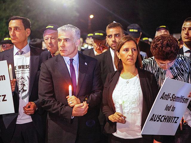 Израильские политики почтили память Эли Визеля на его родине – в Румынии