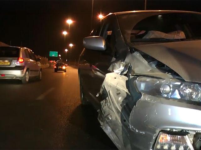 Авария на шоссе №4, погибла Роксана Аронов