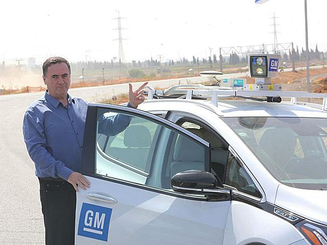 В Израиле открылся центр тестирования беспилотных автомобилей со всего мира