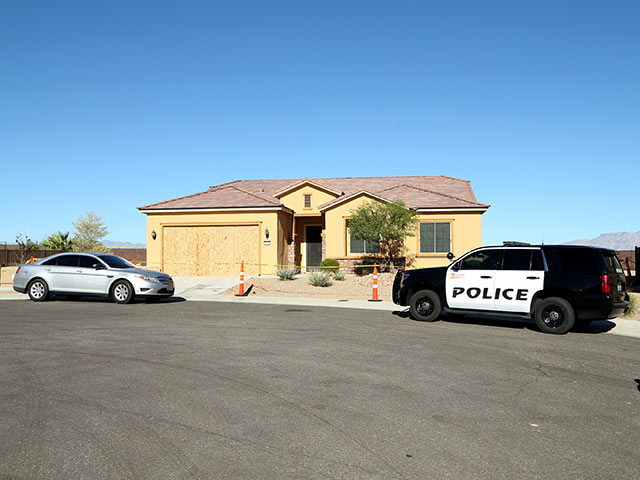 Стрелок из Лас-Вегаса за последний год купил 33 единицы оружия