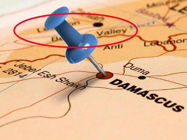 Теракты в Дамаске: есть жертвы