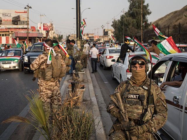 Курды: армия Ирака готовит атаку на провинцию Киркук