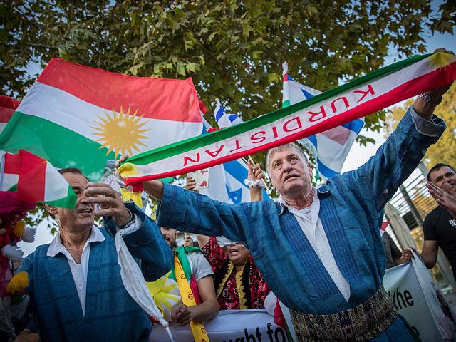 Иракский Курдистан заявил о готовности к переговорам с Багдадом