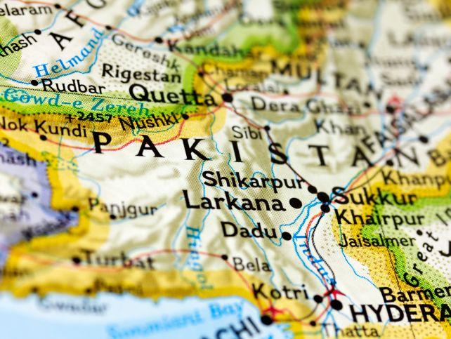 """В Пакистане освободили западных заложников, много лет находившихся в плену у """"Талибана"""""""