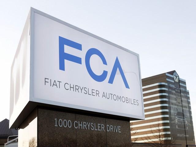 Fiat Chrysler Automobiles отзывает почти 470 тысяч автомобилей по всему миру
