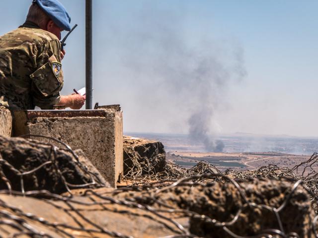 ЦАХАЛ нанес удар по трем артиллерийским орудиям на территории Сирии