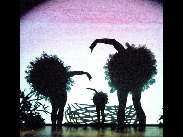 """Американская группа балета """"Пилоболус"""" представит в середине ноября в Израиле свою новую программу """"ShadowLand: The New Adventure"""""""