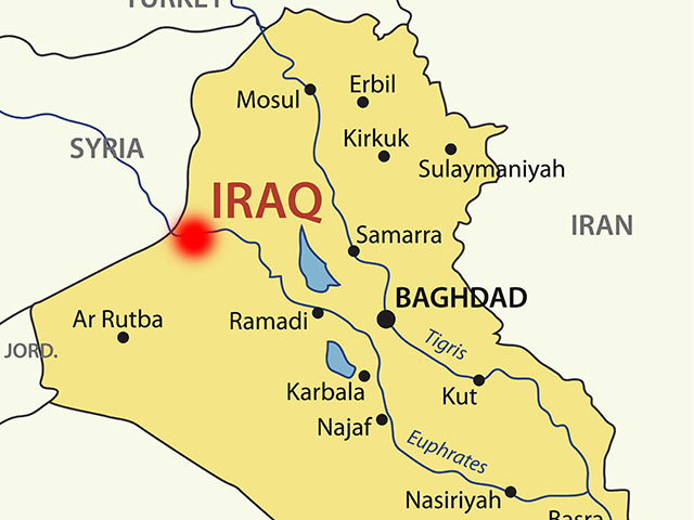 Аль-Каим, Ирак