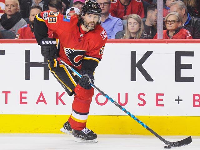 Яромир Ягр обошел Горди Хоу по количеству игр в НХЛ