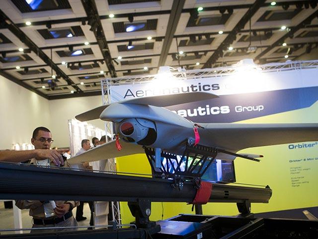 БПЛА Orbiter 3 производства Aeronautics