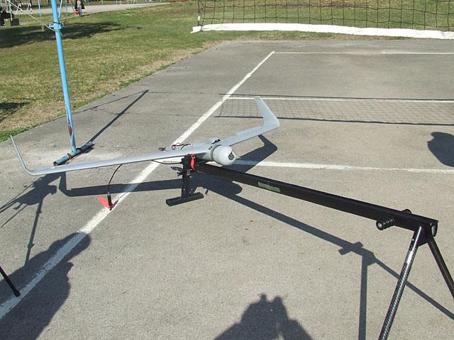 БПЛА Orbiter производства Aeronautics