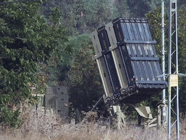 """ЦАХАЛ: одна из систем ПРО """"Железный купол"""" развернута в Гуш-Дане"""