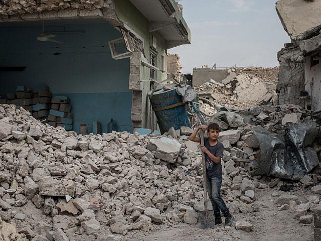Число жертв землетрясения на границе Ирана и Ирака превысило 530 человек
