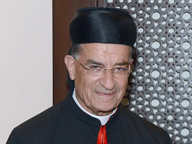 Маронитский патриарх Бешара Бутрос аль-Раи