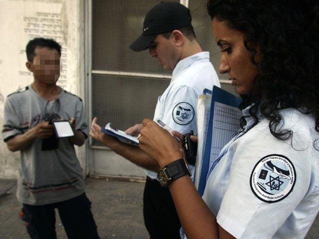 Операция против нелегалов в Эйлате: задержаны 30 человек