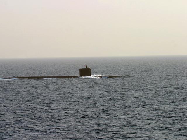 подводная лодка у берегов сша 2014 видео