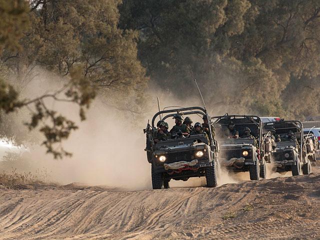 Приграничные с сектором Газы районы объявлены закрытой военной зоной