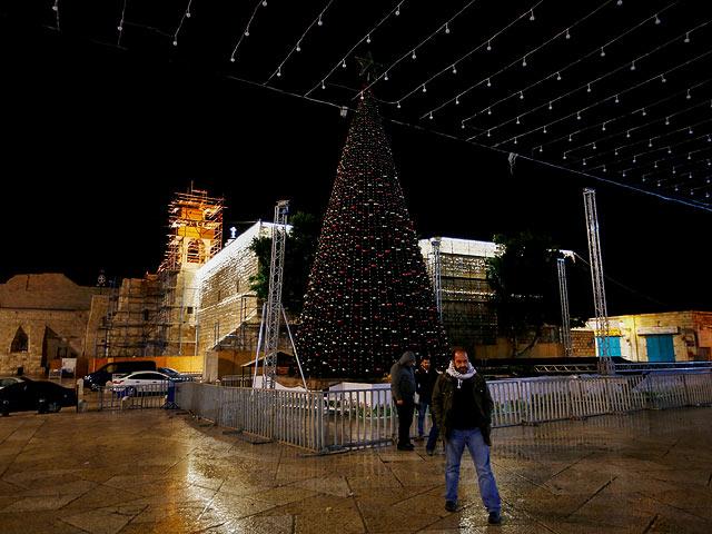Бейт-Лехем, 7 декабря 2017 года