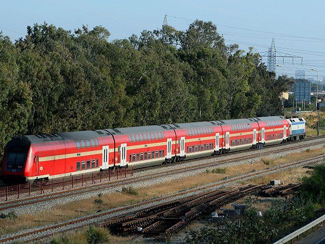 Увеличится частота движения скорых поездов между Тель-Авивом и Беэр-Шевой