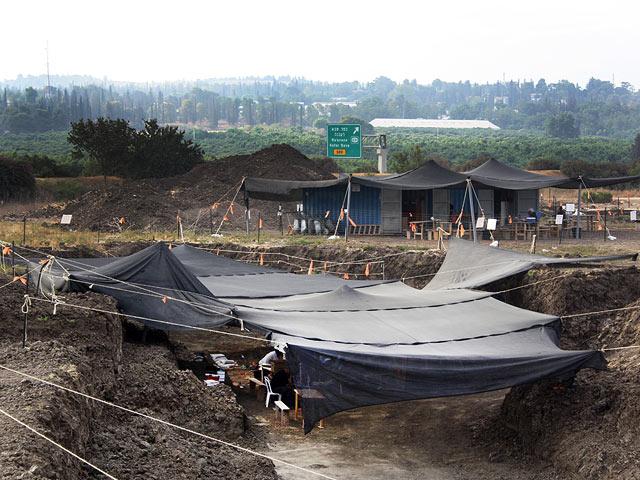 В Израиле найдена доисторическая стоянка, существовавшая около 500 тысяч лет назад
