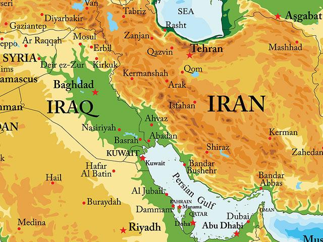 Землетрясение на ирано-иракской границе, подземные толчки в Багдаде