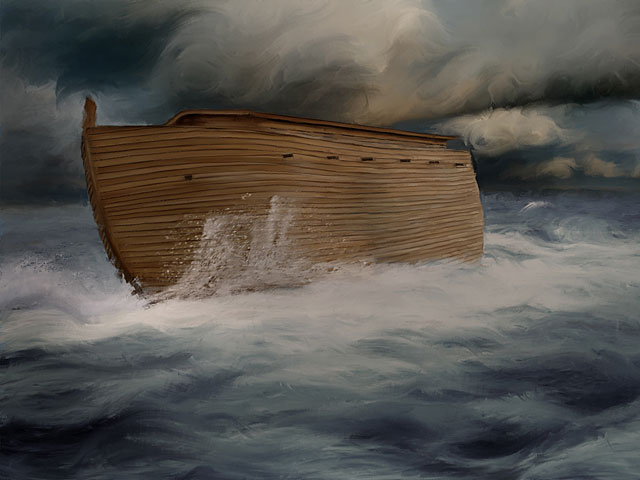 Турецкий океанолог убежден: у Ноя был сотовый телефон, а на ковчеге - реактор
