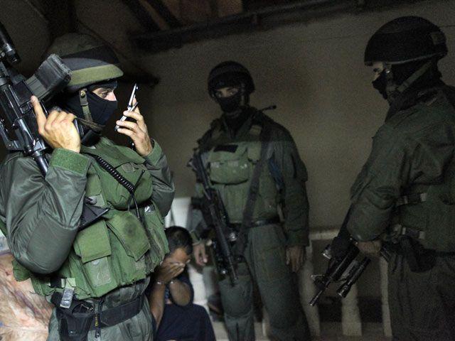 Палестино-израильский конфликт: хронология событий, 12 января