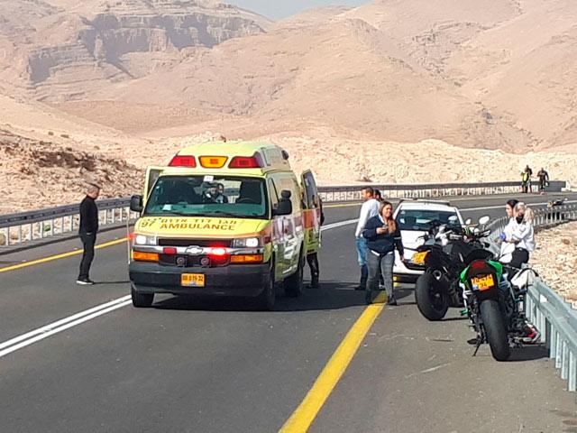 Двое мотоциклистов получили тяжелые травмы на шоссе №31 и в Тель-Авиве