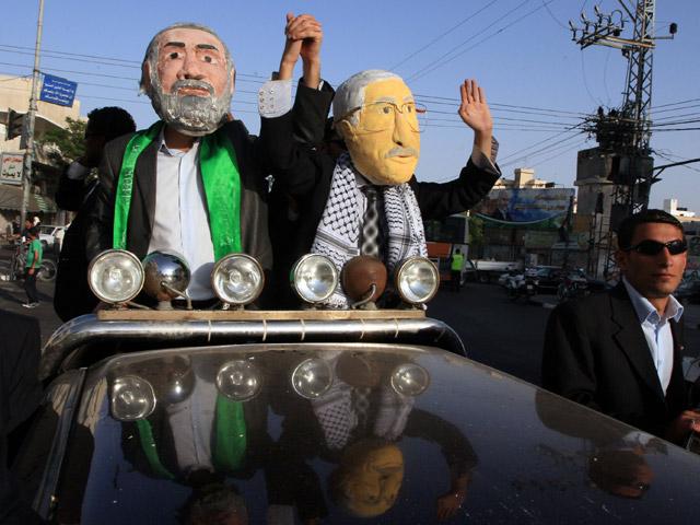 СМИ: Египет пытается реанимировать переговоры между ФАТХом и ХАМАСом