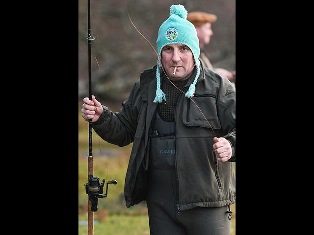 рыбалка на семгу на западной лице