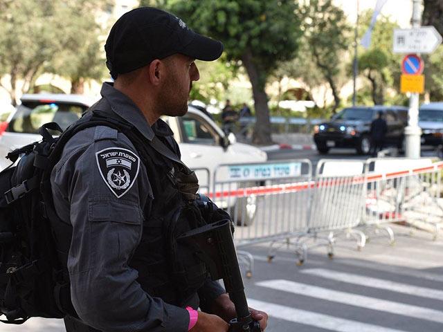 Визит Майкла Пенса в Израиль. Полный список перекрываемых улиц