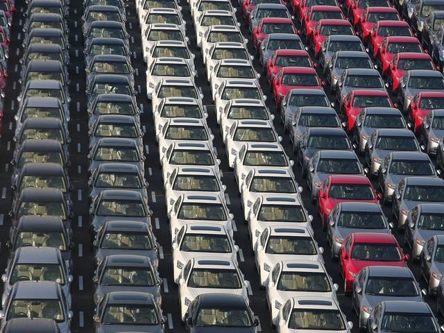 Названы самые популярные у израильтян автомобильные цвета