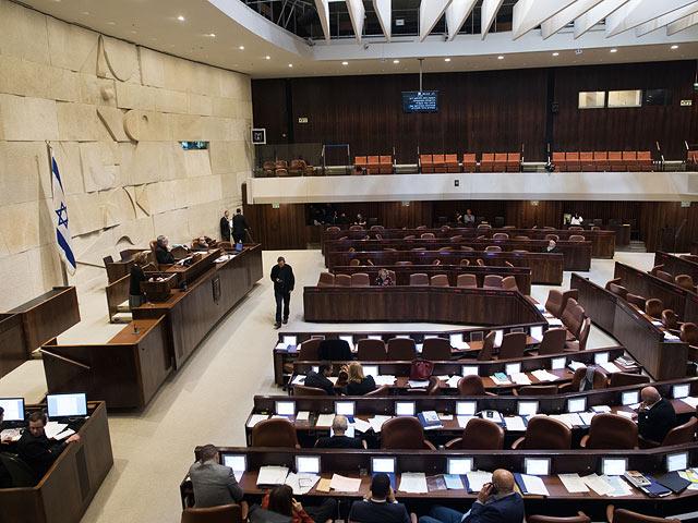 Кнессет утвердил законопроект о повышении пособий по инвалидности