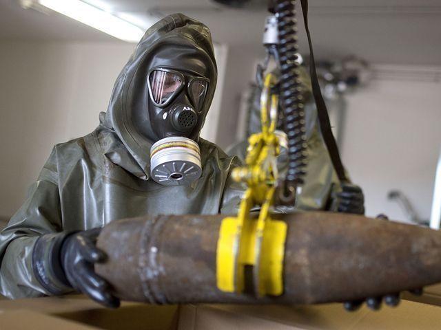 В использованных Асадом ракетах с хлором найдены германские детали, поставленные Ирану