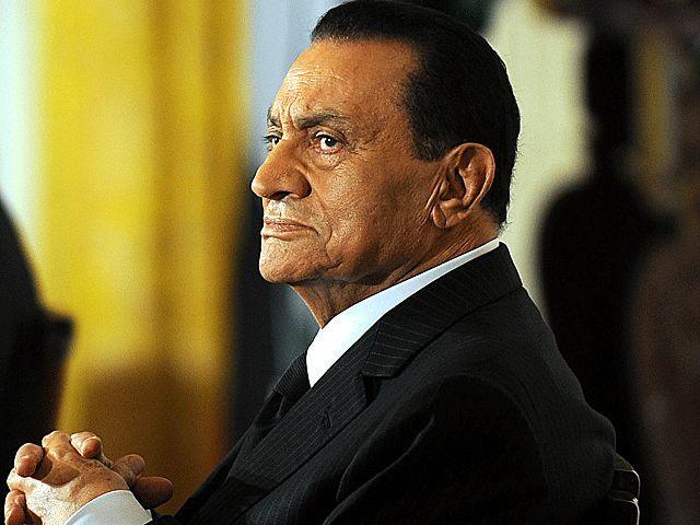 Хусни Мубарак