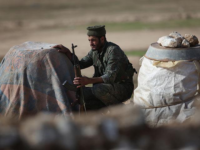 Сирийская армия сообщила об обнаружении тайников с израильским оружием