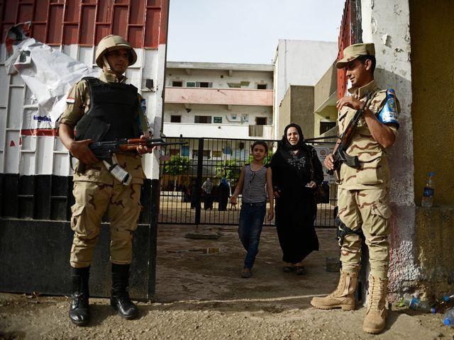 В Египте приговорен к повешенью убийца коптского священника