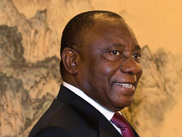 Пост главы ЮАР занял вице-президент Сирил Рамафоса
